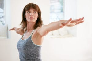 Keeping fit with the menopause