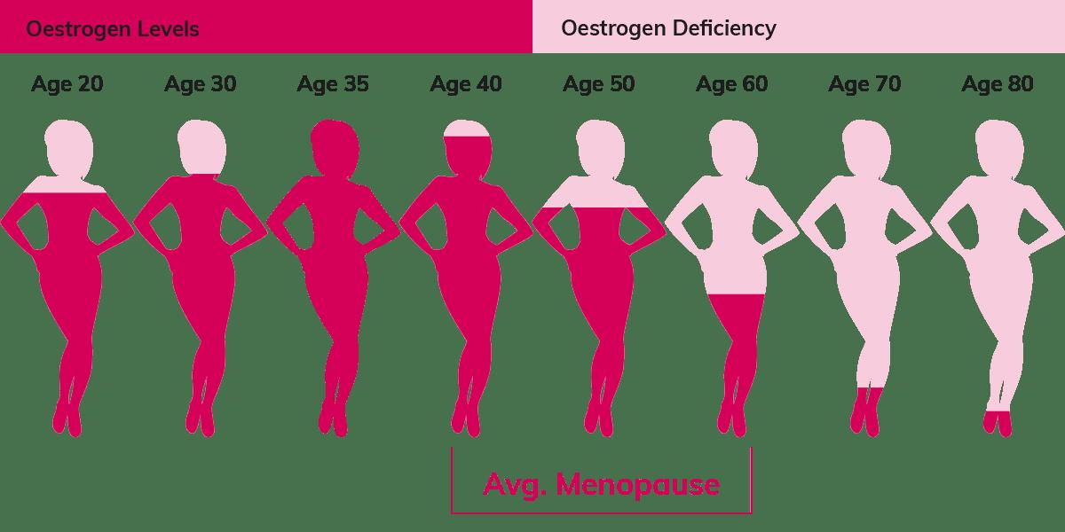 Menopause Oestrogen Levels