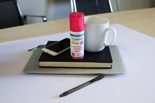 Promensil Cooling Spray Desk