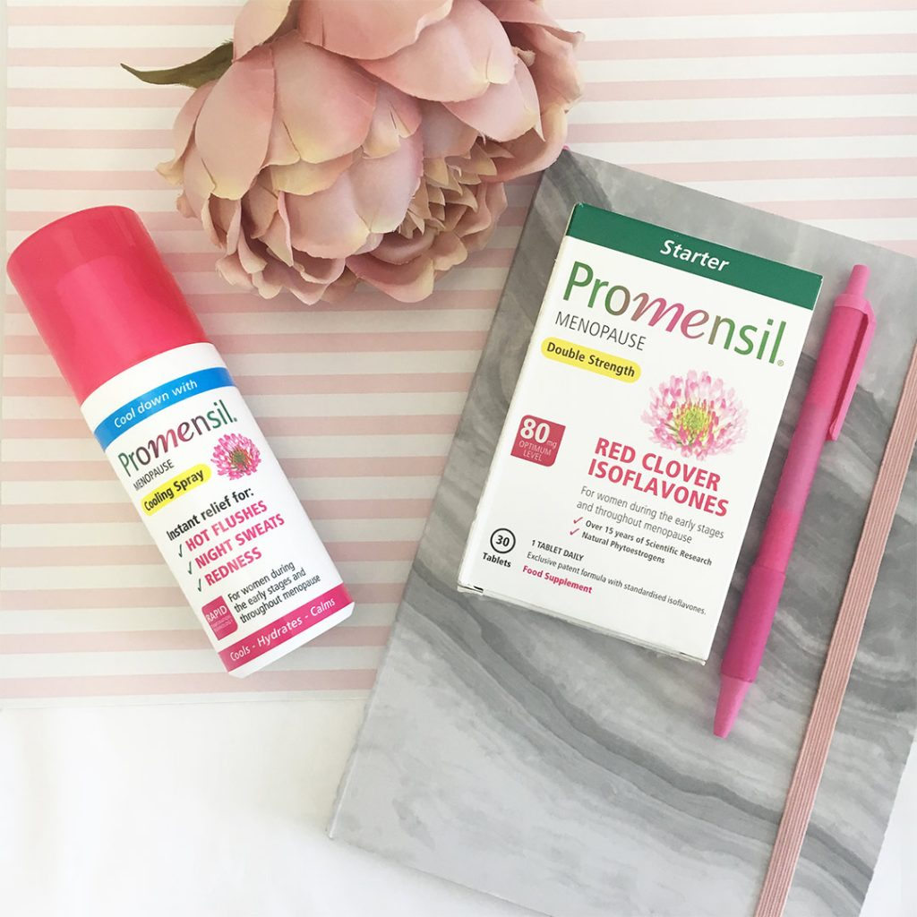 Promensil Double Strength and Cooling Spray